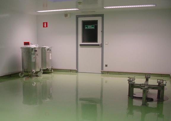 Salle propre