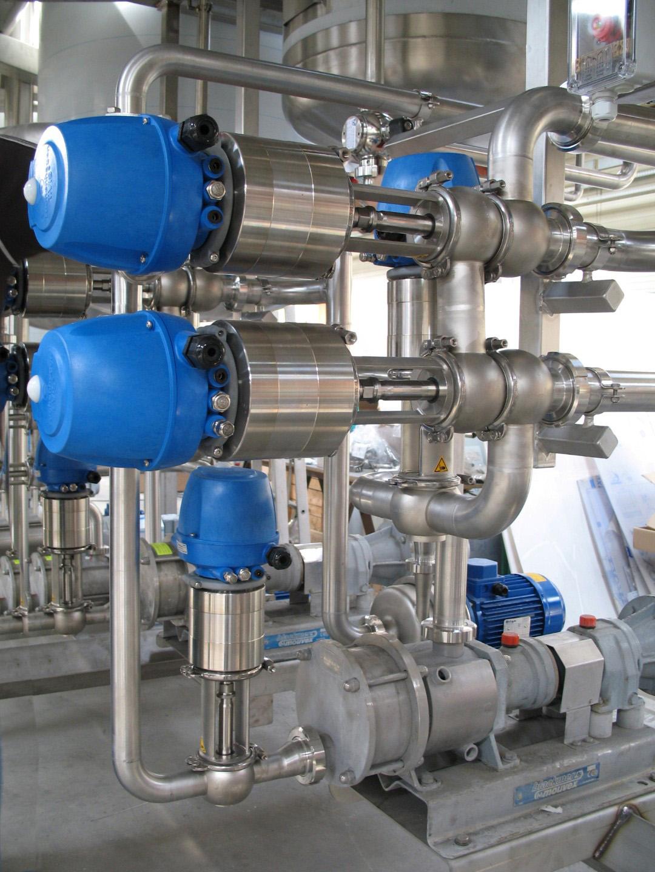 Fluides Process